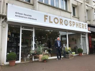 Photo of the October 17, 2017 1:13 PM, Florosphere, 7 Rue Alsace Lorraine, Saint-Lô, France