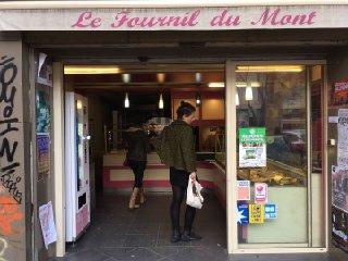 Photo du 26 novembre 2016 13:59, Fournil Du Mont, 7 Place Notre Dame du Mont, 13006 Marseille, Frankreich