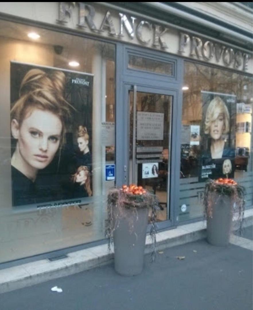 Foto del 9 de mayo de 2017 17:14, Franck Provost - Coiffeur Paris, 207 Avenue Daumesnil, 75012 Paris, Francia