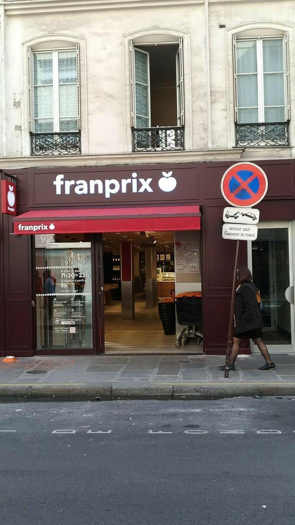 Photo of the September 23, 2017 1:44 PM, Franprix, 99 Rue Saint-Dominique, 75007 Paris, France