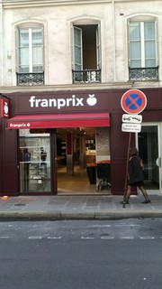 Foto del 23 de septiembre de 2017 13:44, Franprix, 99 Rue Saint-Dominique, 75007 Paris, France