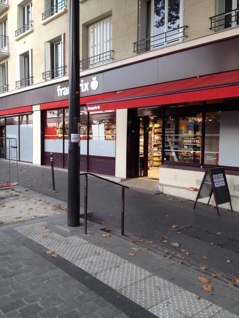 Foto vom 18. Oktober 2017 06:34, Franprix, 79 Boulevard Soult, 75012 Paris, Frankreich