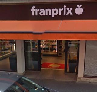 Foto vom 8. Mai 2017 12:34, Franprix, 74 Rue de Wattignies, Paris, France