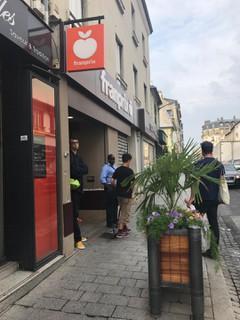 Photo of the July 5, 2018 6:59 AM, Franprix, 9 Rue du Général de Gaulle, 95880 Enghien-les-Bains, France