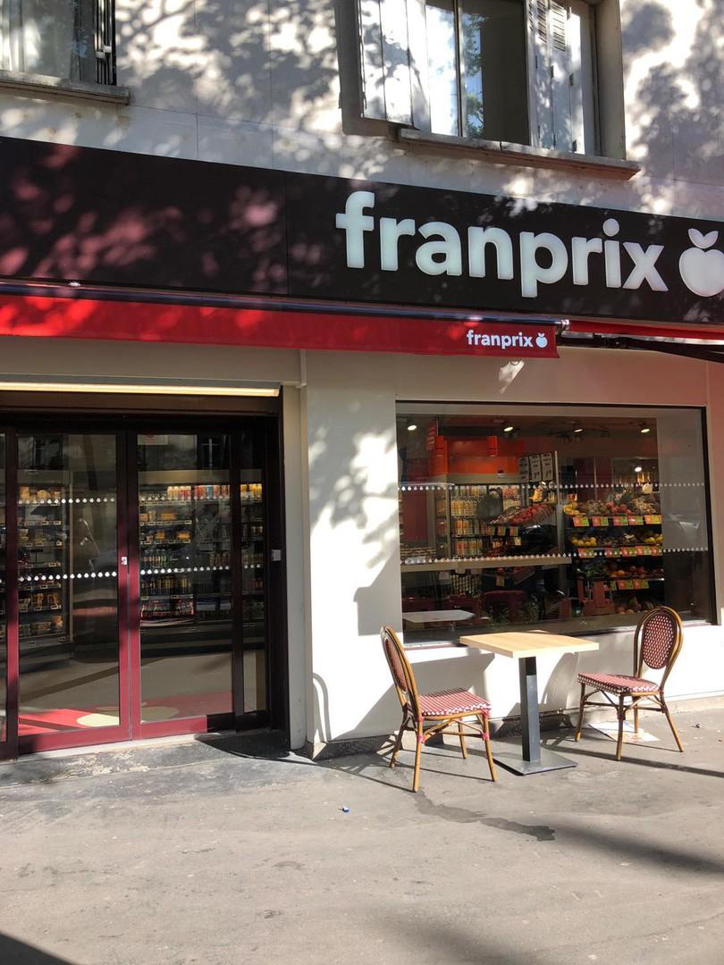 Foto vom 27. Juni 2018 06:57, Franprix, 58 Avenue de Versailles, 75016 Paris, France