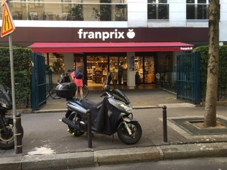 Foto del 20 de junio de 2018 16:54, Franprix, 16-18 Rue Bouchardon, 75010 Paris, France