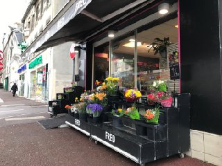 Photo of the February 21, 2017 3:02 PM, Fred les Fleurs, 154 Rue Couraye, 50400 Granville, France