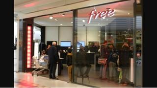 Photo of the November 13, 2017 9:48 PM, Free Shop, Centre Commerciale Atlantis, 44800 Saint-Herblain, France