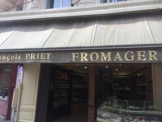 Foto del 23 de junio de 2018 17:15, Fromager François Priet, 113 Rue de la Roquette, 75011 Paris, France