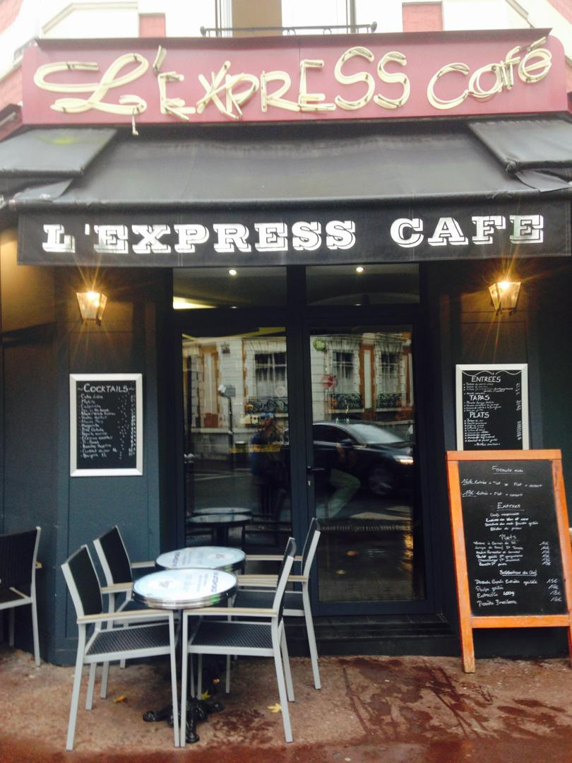 Foto vom 24. Mai 2016 22:48, L'Express Café, 60 Rue Aristide Briand, 92300 Levallois-Perret, Frankreich