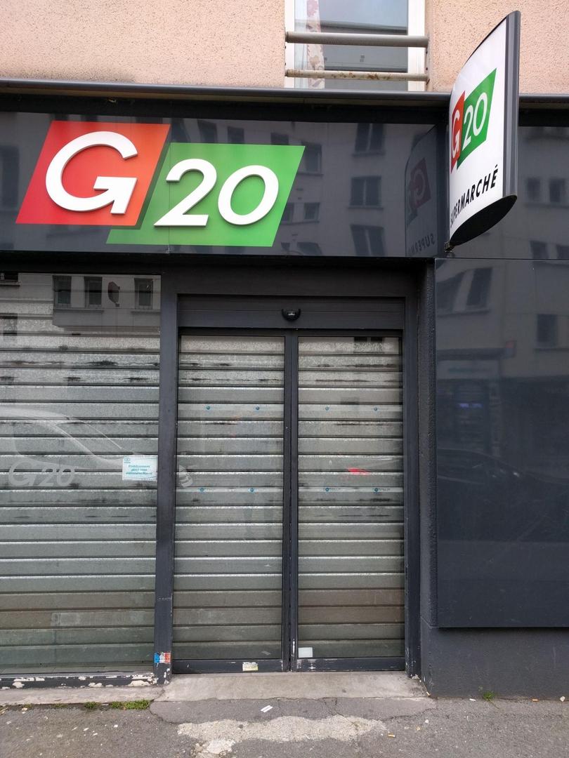 Foto del 8 de mayo de 2017 12:06, G20, 86 Rue Claude Decaen, 75012 Paris, Francia