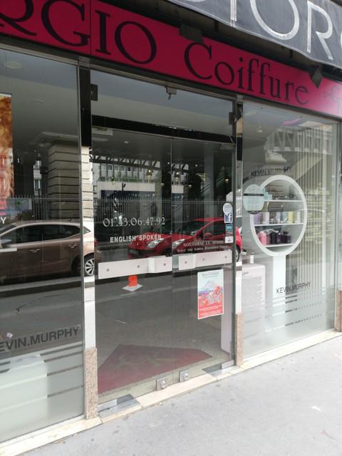 GIORGIO - Salon de coiffure Paris 15 | Paris | Detaillierte ...