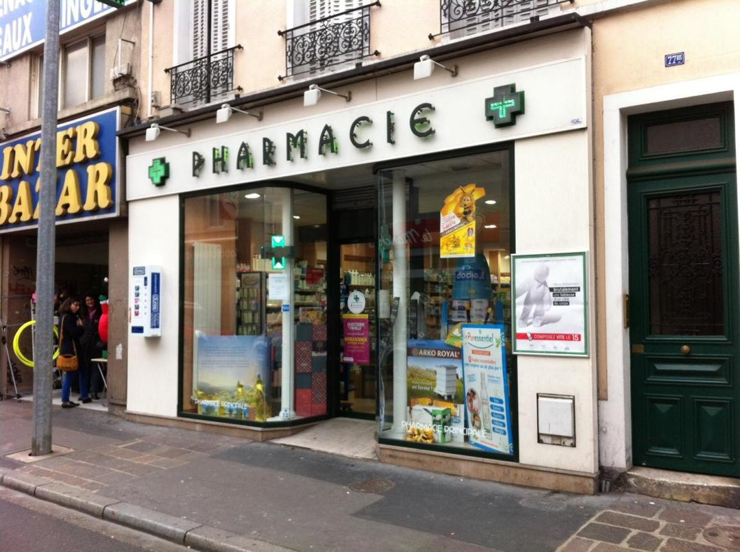 Pharmacy - Pharmacie Principale , Courbevoie