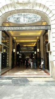 Photo of the August 26, 2017 2:10 PM, Galerie Des Arcades, 78 Av. des Champs-Élysées, 75008 Paris, France