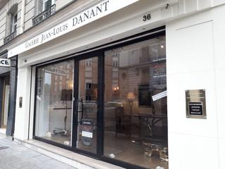 Photo of the July 20, 2018 4:28 PM, Galerie Jean Louis Danant, 36 Avenue Matignon, 75008 Paris, France