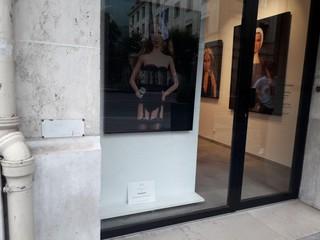 Photo of the July 20, 2018 4:16 PM, Galerie Marciano Contemporary, 18 Avenue Matignon, 75008 Paris, France