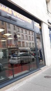 Photo of the November 21, 2017 7:15 AM, Games Workshop, 10 Rue Saint-Dizier, 54000 Nancy, France