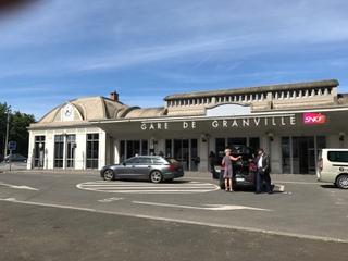 Foto vom 21. Mai 2017 14:37, Gare Granville, Place Pierre Semard, 50400 Granville, France