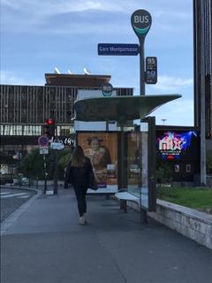 Photo du 22 mai 2017 08:07, Gare Montparnasse, 75015 Paris, France
