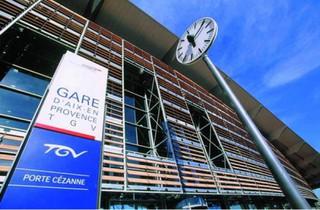Photo of the September 14, 2017 11:16 AM, Gare d'Aix-en-Provence TGV, Route Départementale 9, 13290 Aix-en-Provence, France
