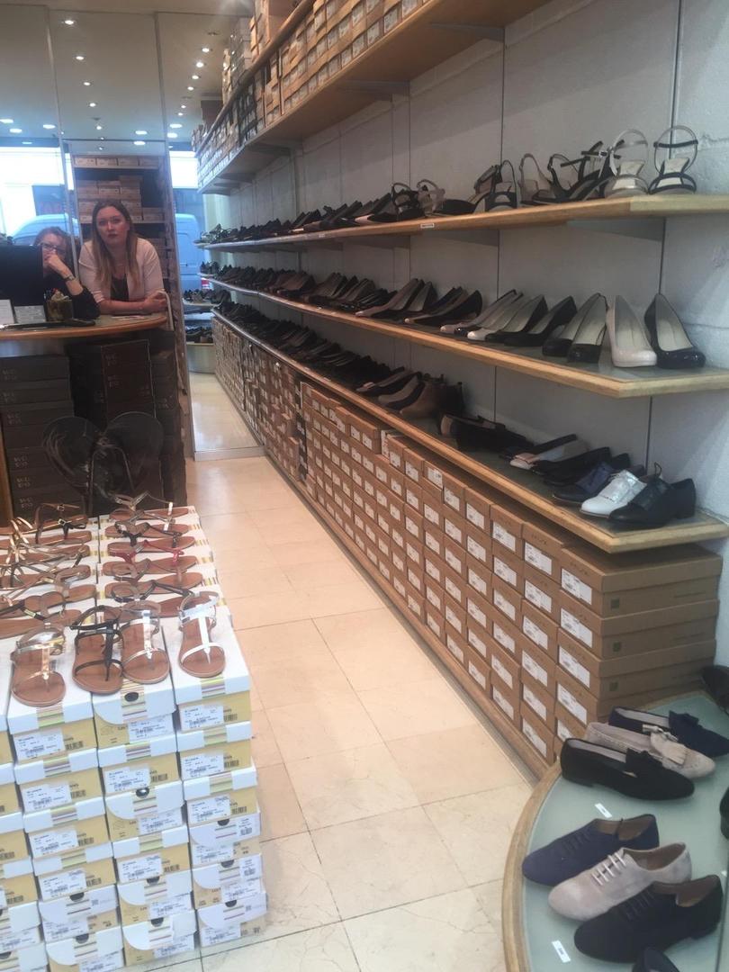 Photo du 6 juin 2017 13:41, Gigi chaussures, 35 Rue de la Chaussée d'Antin, 75009 Paris, France