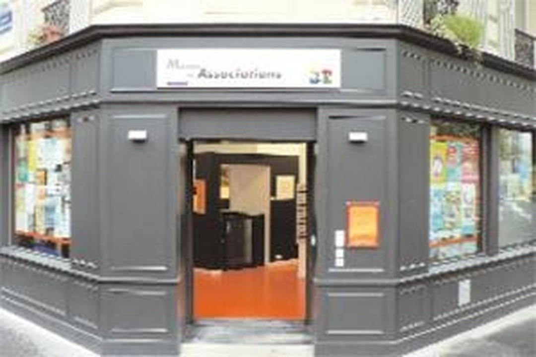 Photo du 5 février 2016 18:54, Maison des associations du 11e, 8 Rue du Général Renault, 75011 Paris, France