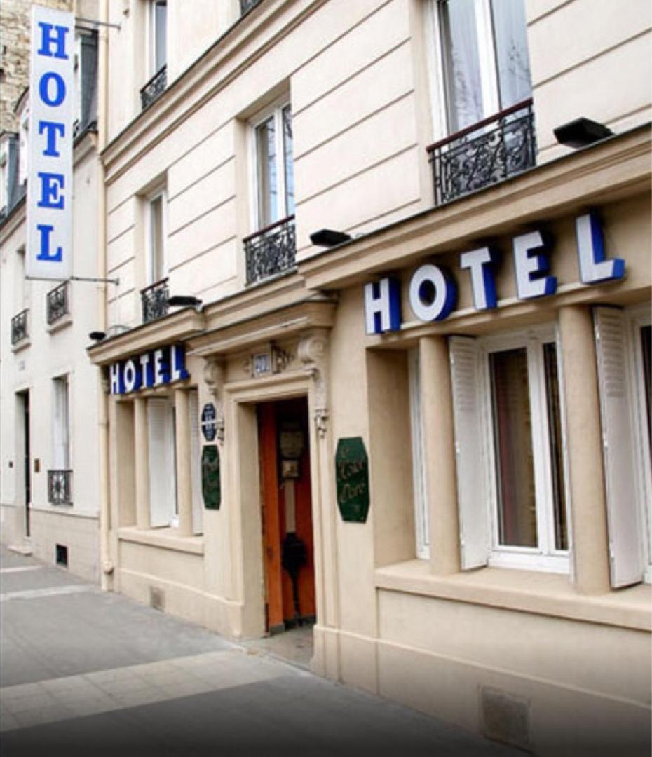 Foto vom 8. Mai 2017 14:31, Grand Hotel Dore Paris, 201 Avenue Daumesnil, 75012 Paris, Frankreich