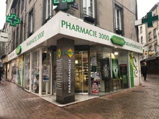 Foto del 1 de marzo de 2017 10:11, Grande Pharmacie 3000, 2 Rue Couraye, 50400 Granville, France