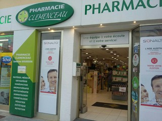 Photo of the May 9, 2018 4:20 PM, Grande Pharmacie Clemenceau, 10 Avenue Georges Clemenceau, 83250 La Londe-les-Maures, France