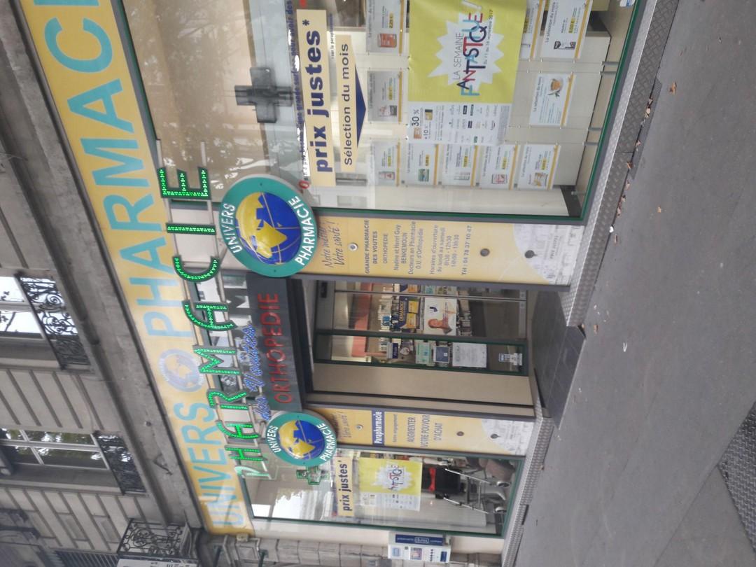 Photo du 19 septembre 2017 07:56, Grande Pharmacie des Voutes, 5 Cours Charlemagne, 69002 Lyon, France