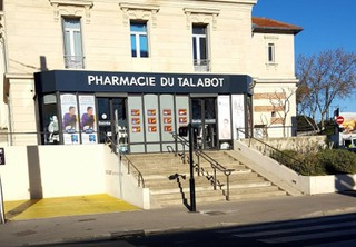 Photo of the January 16, 2018 9:10 AM, Grande Pharmacie du Talabot, 53 Rue de Beaucaire, 30000 Nîmes, France