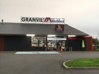 Foto del 16 de octubre de 2017 15:38, Granvil'Meubles, 300 Route de Villedieu, 50400 Yquelon, France