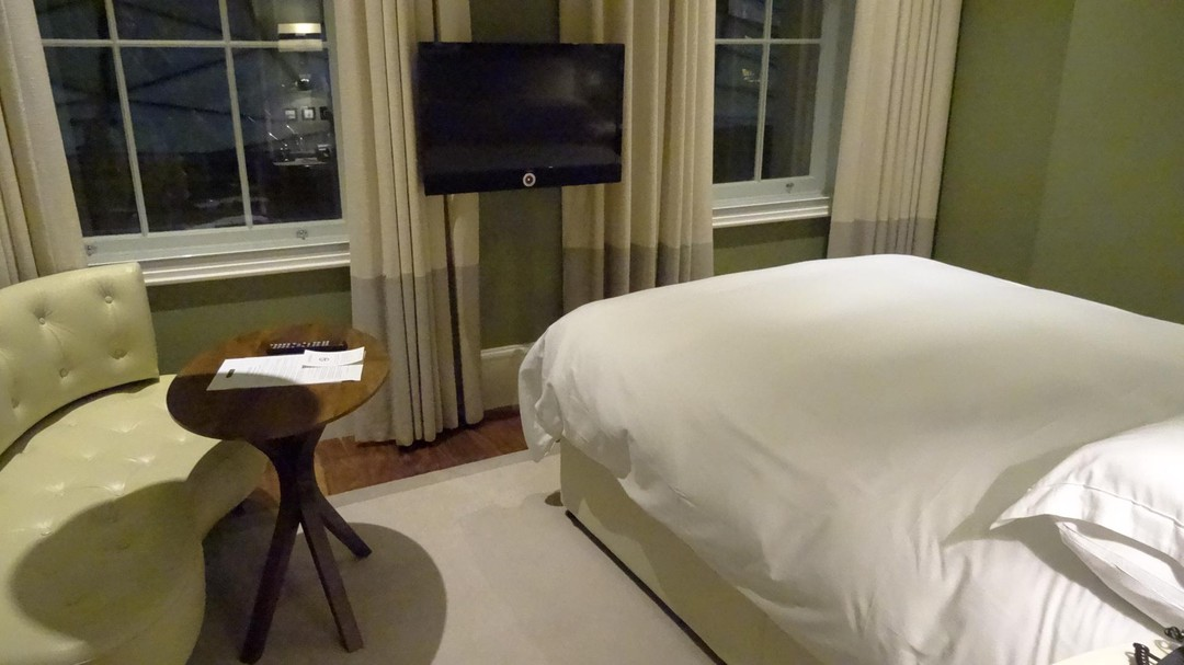 Photo du 6 janvier 2018 16:48, Great Northern Hotel, a Tribute Portfolio Hotel, London, Pancras Rd, Kings Cross, London N1C 4TB, Royaume-Uni