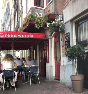 Foto vom 27. September 2017 13:29, Greenwoods Singel, Singel 103, 1012 VG Amsterdam, Paesi Bassi