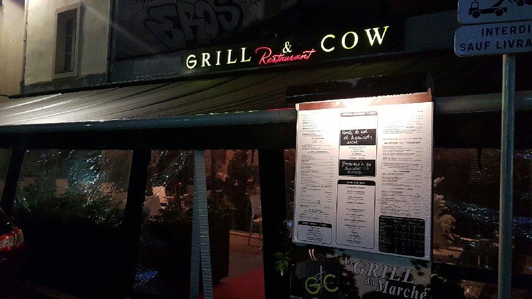 Photo du 22 décembre 2016 19:54, Grill & Cow, 2 Rue Claude Ramey, 21000 Dijon, France
