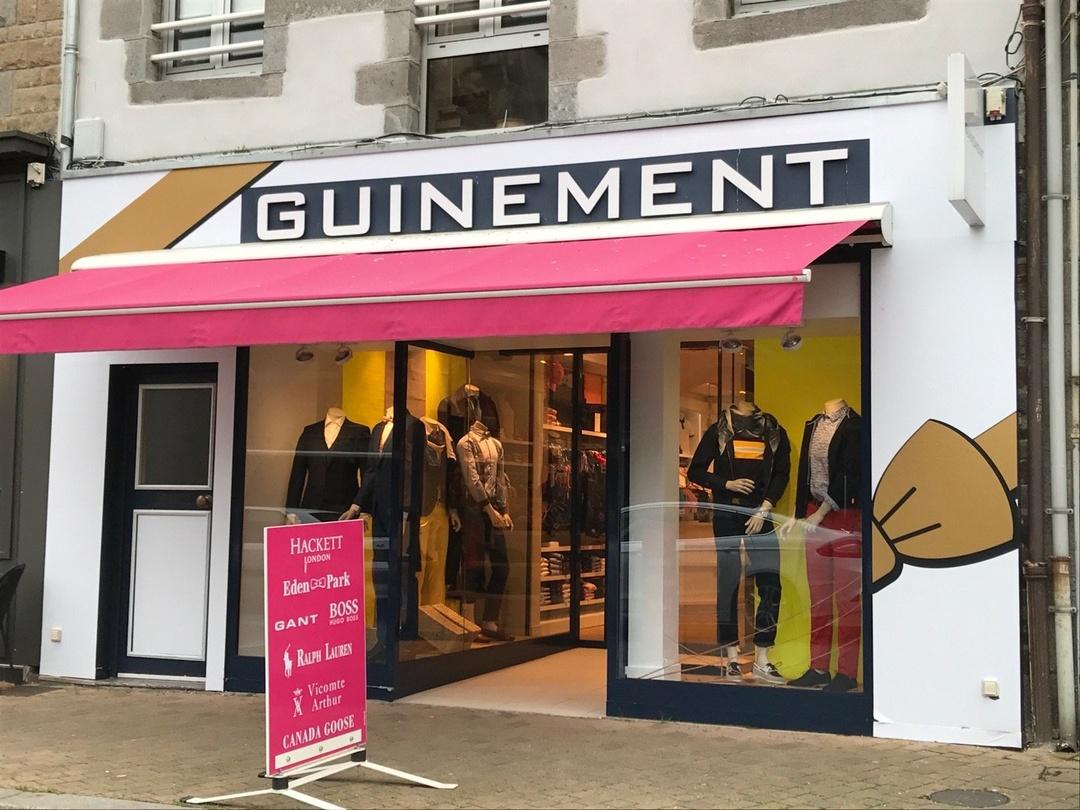 Foto vom 18. März 2017 11:35, Guinement, 24 Rue Lecampion, 50400 Granville, Frankreich