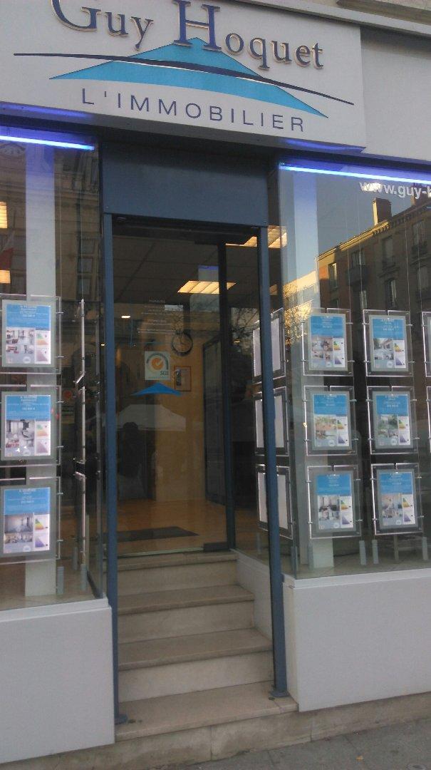 Foto del 3 de diciembre de 2016 14:42, Guy Hoquet L'Immobilier LES LILAS, 119 Rue de Paris, 93260 Les Lilas, Francia