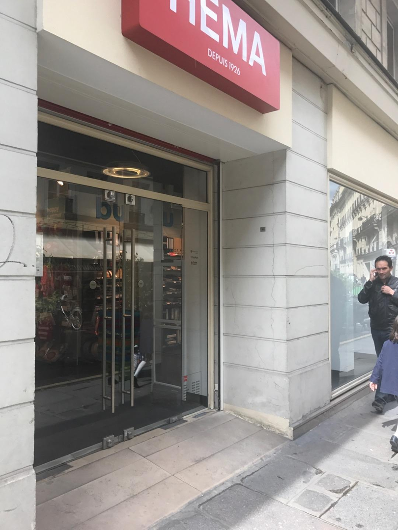 Photo du 6 juin 2017 14:22, HEMA, 118-120 Rue Rambuteau, 75001 Paris, France