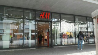 Photo of the September 18, 2017 9:56 AM, H&M, 3 Place de Genève, 73000 Chambéry, France