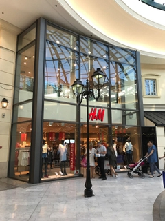 Foto del 3 de julio de 2017 17:17, H&M, 280 Avenue Gabriel Péri, 78360 Montesson, France
