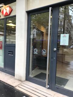 Photo of the September 13, 2017 12:28 PM, HSBC, 55 Avenue de la Motte-Picquet, 75015 Paris, France