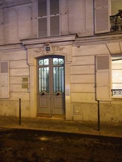 Foto vom 14. November 2017 17:29, Haase Olivier, 84 Avenue Jean Baptiste Clement, 92100 Boulogne-Billancourt, France