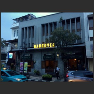 Foto vom 14. November 2017 13:30, Hangover, Jl. Braga No.47, Braga, Sumur Bandung, Kota Bandung, Jawa Barat 40111, Indonesia