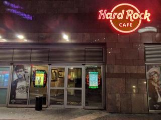 Photo du 20 mars 2017 23:17, Hard Rock Cafe, CH Złote, Złota 59, 00-120 Warszawa, Pologne