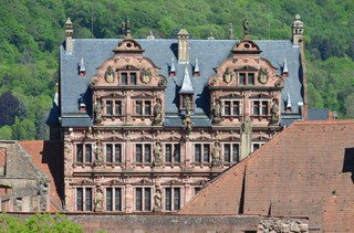 Photo of the March 31, 2018 10:38 AM, Heidelberg Castle, Schlosshof 1, 69117 Heidelberg, Germany