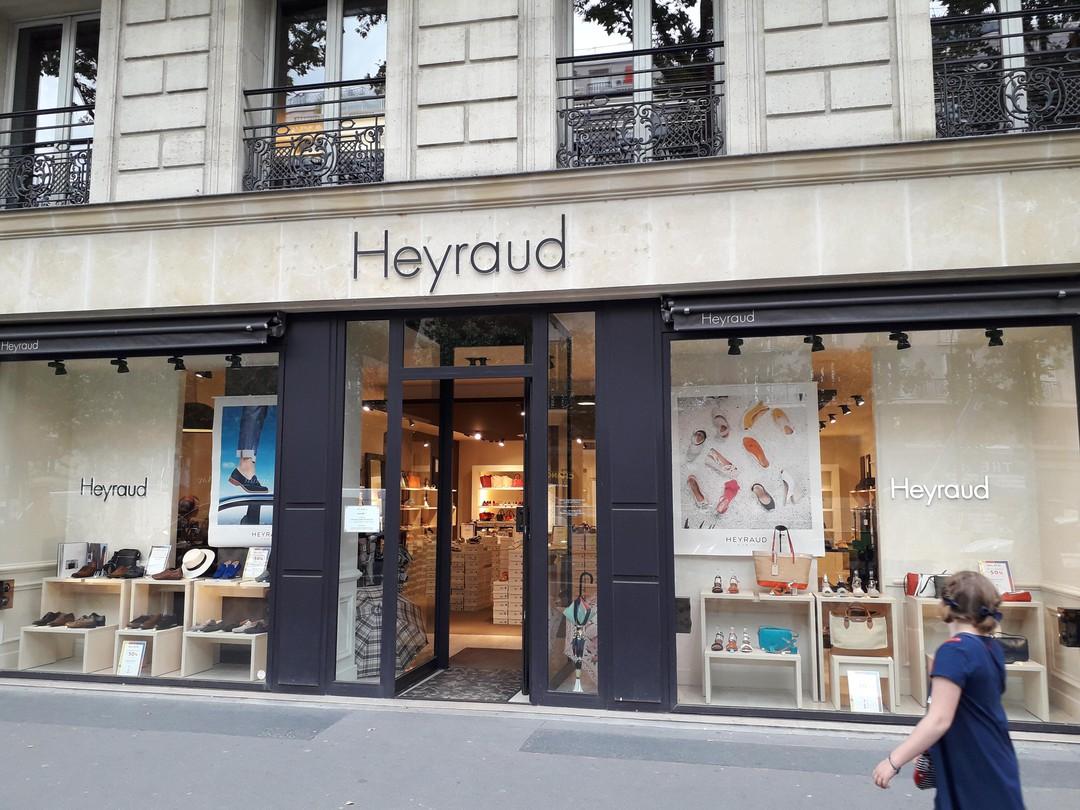 Photo du 14 juin 2018 15:50, Heyraud, 5 Boulevard de la Madeleine, 75001 Paris, Francia