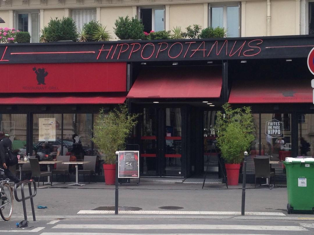 Foto vom 12. Juni 2018 14:26, Hippopotamus, 27 Rue de Dunkerque, 75010 Paris, France