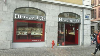 Foto vom 18. September 2017 10:10, Histoire d'Or CHAMBERY, 183 Place St Leger - Rue de Boigne - 73000 Chambery, 73000 Chambéry, France