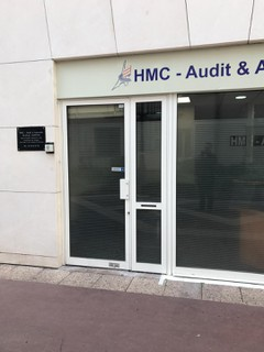 Photo of the November 23, 2017 9:49 AM, Hmc Audit et Associés, 2 Rue Robert Schuman, 95880 Enghien-les-Bains, Francia