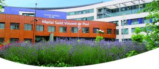 Photo of the September 19, 2017 9:36 AM, Hôpital St Vincent De Paul, Boulevard de Belfort, 59000 Lille, France